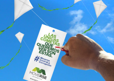 MOVERSE – Día Contra la Corrupción.
