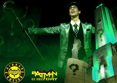 ROSARIO CIUDAD GÓTICA Batman Day 2019.